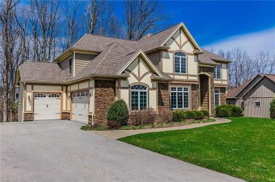 Victor Single Family Home A-Active: 6778 Colyer Crossing