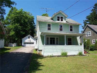 Marion Single Family Home A-Active: 3677 South Main Street