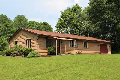 Single Family Home A-Active: 3217 Dutch Hollow Road