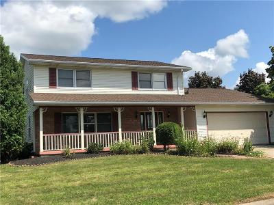 Fredonia Single Family Home A-Active: 34 Castile Drive