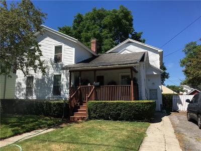 Genesee County Single Family Home U-Under Contract: 69 Oak Street