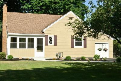 Irondequoit Single Family Home A-Active: 57 Crestfield Dr