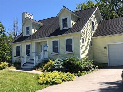 Chautauqua NY Single Family Home A-Active: $199,000