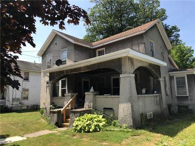 Ontario County Multi Family 2-4 A-Active: 18 Crane Street