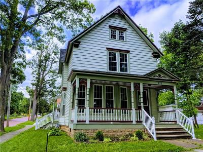 Olean Single Family Home A-Active: 512 Washington Street