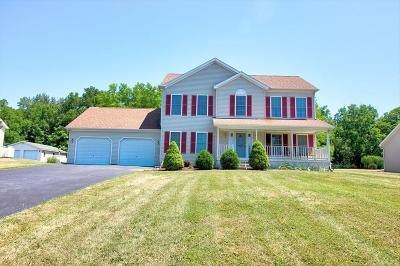 Single Family Home A-Active: 5893 E Lake Road