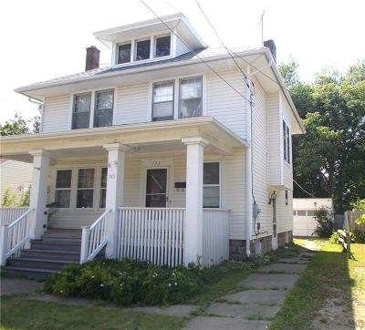 Dunkirk Single Family Home U-Under Contract: 743 Eagle Street