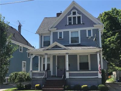 Batavia-City NY Single Family Home A-Active: $119,900
