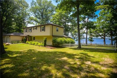 Fayette NY Single Family Home A-Active: $649,900