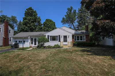 Irondequoit Single Family Home A-Active: 74 Traymore Road