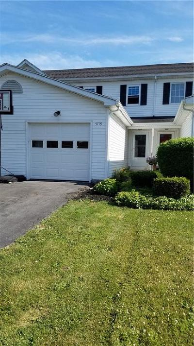 Condo/Townhouse A-Active: 5719 Running Brook Road