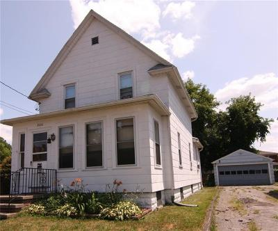 East Rochester Single Family Home A-Active: 320 Garfield Avenue