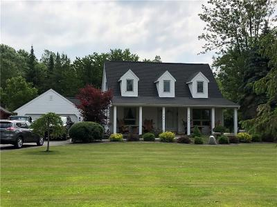 Erie County Single Family Home A-Active: 7861 Scotland Road