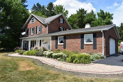 Bemus Point Single Family Home A-Active: 4644 Anderson Drive
