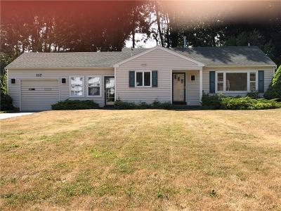 Greece Single Family Home A-Active: 117 West Craig Hill Drive