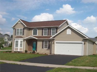 Henrietta Single Family Home A-Active: 73 Doncaster Trail