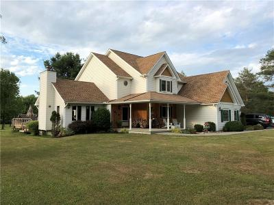Darien NY Single Family Home A-Active: $350,000