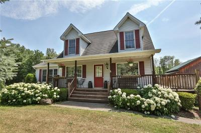 Manchester Single Family Home A-Active: 489 County Road 7 Road