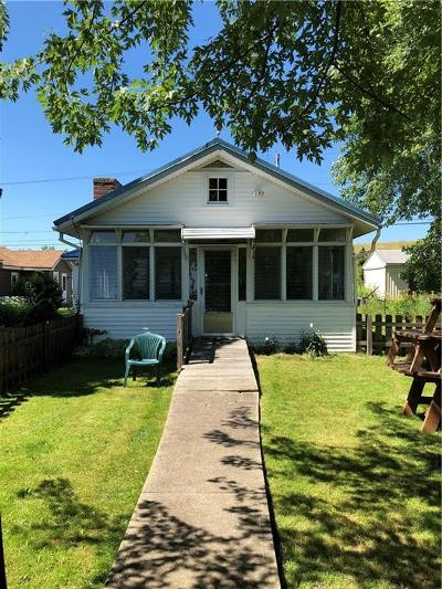 Chautauqua County Single Family Home Sold: 3959 Rt 430