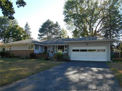 Irondequoit Single Family Home A-Active: 71 Redwood Drive
