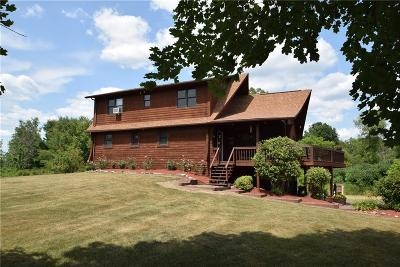 Caledonia NY Single Family Home A-Active: $249,900