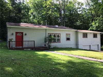 Carroll NY Single Family Home A-Active: $89,000