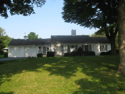 Prattsburgh NY Single Family Home A-Active: $169,000