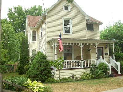 Orleans County Single Family Home A-Active: 13 Erie Street
