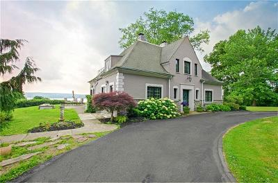 Bemus Point Single Family Home A-Active: 3396 Driftwood Road