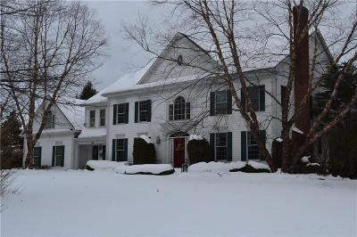 Pittsford Single Family Home A-Active: 208 Royal View