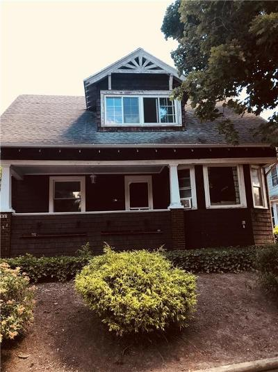 Rochester Single Family Home A-Active: 122 East Henrietta Road