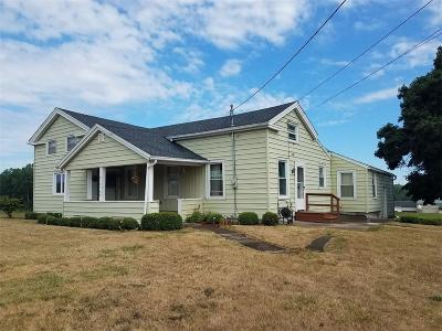 Ridgeway Single Family Home A-Active: 10967 Ridge Road