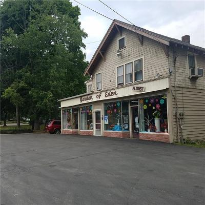 Jamestown NY Commercial A-Active: $185,000