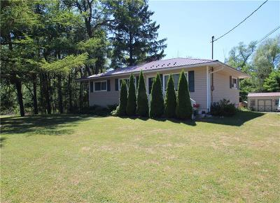 Single Family Home A-Active: 3438 State Route 364 (E Lake Rd)