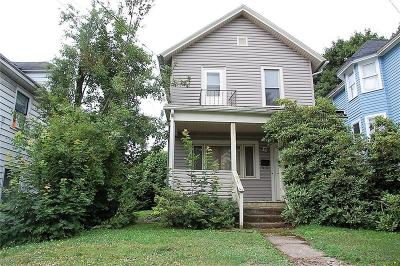 Jamestown NY Single Family Home A-Active: $39,500