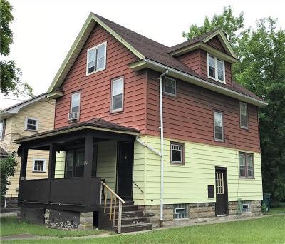 Rochester Single Family Home A-Active: 134 Farragut Street