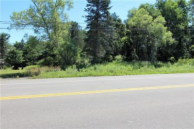 Residential Lots & Land A-Active: 4582 West Lake Road