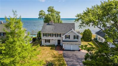 Rochester Single Family Home A-Active: 126 Edgemere Drive