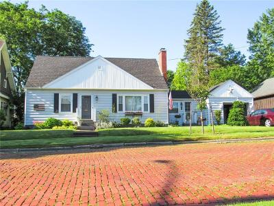 Jamestown Single Family Home A-Active: 27 Dearborn Street