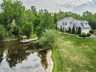 Hamlin NY Single Family Home A-Active: $375,000