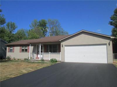 Greece Single Family Home A-Active: 377 Guinevere Drive