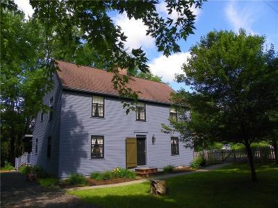 Chautauqua County Single Family Home A-Active: 3135 Wait Corners Road
