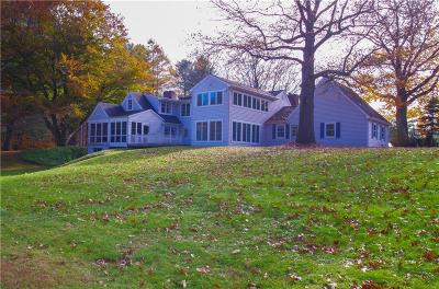 Chautauqua County Single Family Home A-Active: 2835 Curtis St Ext