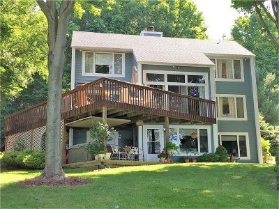 Chautauqua County Single Family Home A-Active: 4629 Sunset Bay Drive