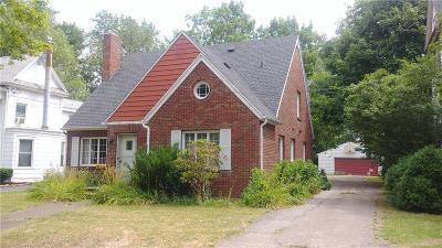 Dunkirk Single Family Home A-Active: 618 Washington Avenue