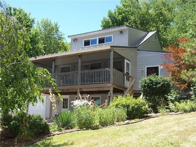 Sterling Single Family Home A-Active: 14463 West Bay Road
