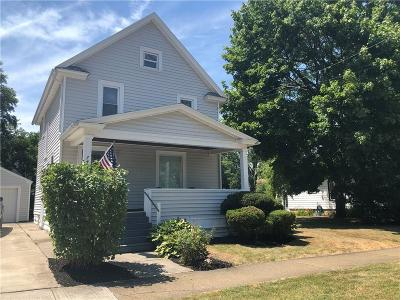 Single Family Home Sold: 749 Grant Avenue