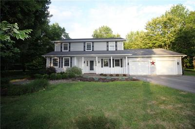 Chautauqua County Single Family Home U-Under Contract: 1872 Winch Road