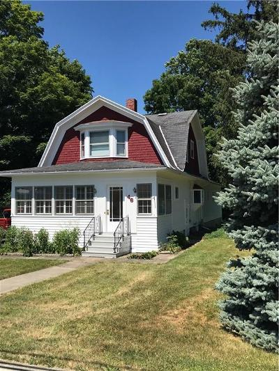 Single Family Home P-Pending Sale: 46 University Avenue