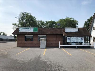 Monroe County Commercial A-Active: 2445 Lyell Road
